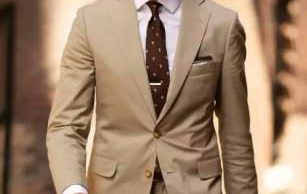 EXUCUTIVE Slim fitting men suits - Standard Clothing Store